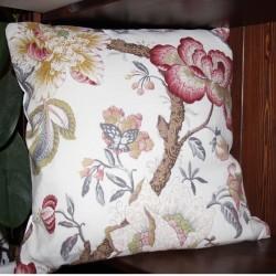 Poszewka Peony na poduszkę