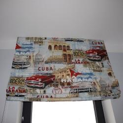 Roleta rzymska. Cuba.