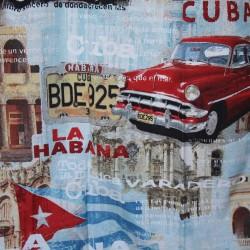 Tkanina La Habana